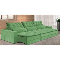 Sofa-Retratil-e-Reclinavel-5-Lugares-Verde-320m-Odile---Ambiente