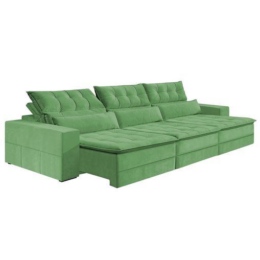 Sofa-Retratil-e-Reclinavel-6-Lugares-Verde-410m-Odile