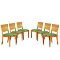 Kit-6-Cadeiras-de-Jantar-Estofada-Verde-em-Veludo-Arsa