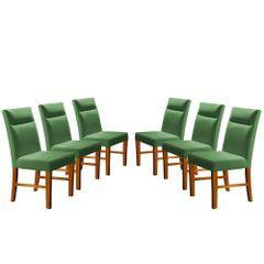 Kit-6-Cadeiras-de-Jantar-Estofada-Verde-em-Veludo-Yastik