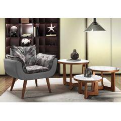 Mesa-de-Centro-de-Madeira-Imbuia-com-Tampo-de-Vidro-Branco-45cm-Litt---Ambiente