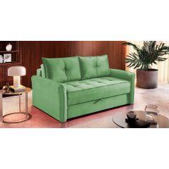 Sofa-Cama-2-Lugares-Verde-em-Veludo-161m-Colmar-Ambiente