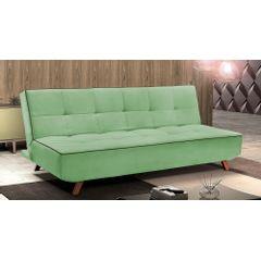 Sofa-Cama-3-Lugares-Verde-em-Veludo-189m-Rem-Ambiente