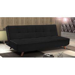 Sofa-Cama-3-Lugares-Preto-em-Veludo-189m-Rem-Ambiente