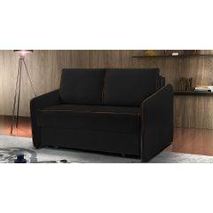 Sofa-Cama-2-Lugares-com-Bau-Preto-143m-Torla-Ambiente