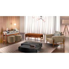 Recamier-Decorativo-Ocre-em-Veludo-138m-Unik-Ambiente