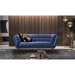 Sofa-2-Lugares-Azul-Cristal-em-Veludo-177m-Hortensia-Ambiente