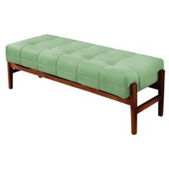 Recamier-Decorativo-Verde-em-Veludo-158m-Simon