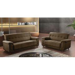Sofa-2-Lugares-Marrom-em-Veludo-155m-Foster-Ambiente