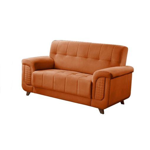 Sofa-2-Lugares-Ocre-em-Veludo-155m-Foster