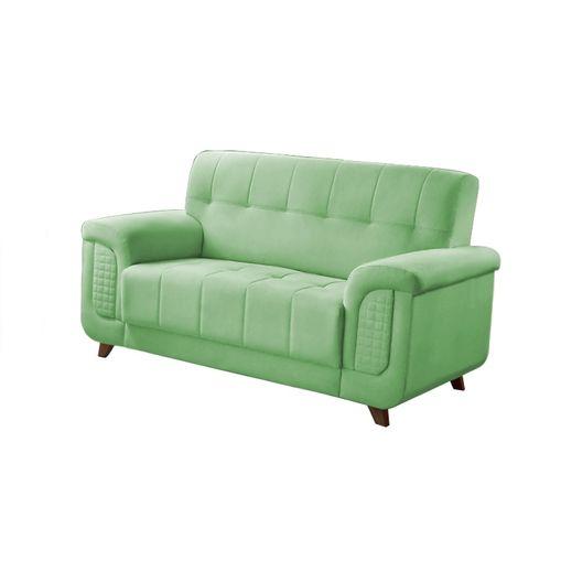 Sofa-2-Lugares-Verde-em-Veludo-155m-Foster