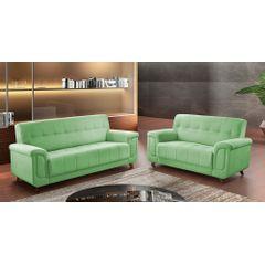 Sofa-2-Lugares-Verde-em-Veludo-155m-Foster-Ambiente