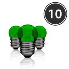 Kit-10-Lampadas-Decorativas-Bolinha-BG-35-Verde-E-27-7W-127V-Toplux