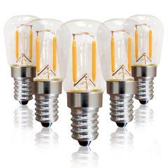 Kit-5-Lampadas-Filamento-LED-JP-26-Clara-E-14-1W-Branca-Quente-220V-Toplux