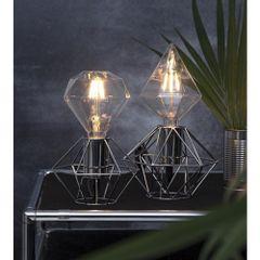 Lampada-Decorativa-Filamento-LED-Diamante-Ambar-G125-Toplux-Ambiente