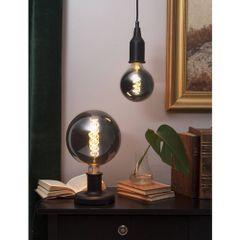 Lampada-Retro-Filamento-LED-G200-Fume-127V-Toplux-Ambiente