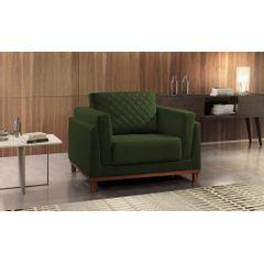 Poltrona-Decorativa-Verde-Escuro-em-Veludo-Sintra---Ambientada