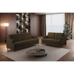 Sofa-3-Lugares-Marrom-em-Veludo-188m-Helbeste---Ambientada