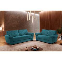 Sofa-3-Lugares-Esmeralda-em-Veludo-205m-Nauru---Ambientada