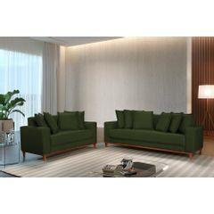 Sofa-3-Lugares-Verde-Escuro-em-Veludo-217m-Nefel---Ambientada