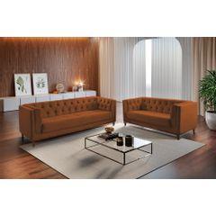 Sofa-3-Lugares-Ocre-em-Veludo-220m-Renungan---Ambientada
