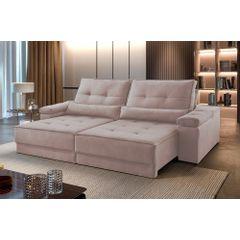 Sofa-Retratil-e-Reclinavel-3-Lugares-Rose-210m-Kissen---Ambientada