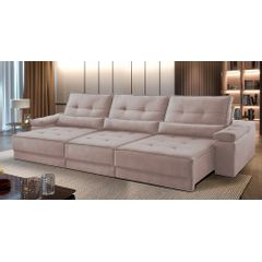 Sofa-Retratil-e-Reclinavel-5-Lugares-Rose-320m-Kissen---Ambientada