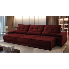 Sofa-Retratil-e-Reclinavel-5-Lugares-Bordo-350m-Kissen---Ambientada