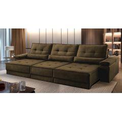 Sofa-Retratil-e-Reclinavel-6-Lugares-Marrom-410m-Kissen---Ambientada