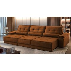 Sofa-Retratil-e-Reclinavel-6-Lugares-Ocre-410m-Kissen---Ambientada