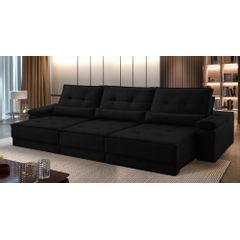 Sofa-Retratil-e-Reclinavel-6-Lugares-Preto-410m-Kissen---Ambientada