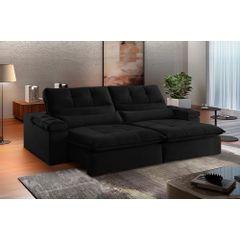 Sofa-Retratil-e-Reclinavel-3-Lugares-Preto-210m-Atlantique---Ambientada