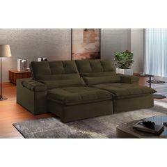 Sofa-Retratil-e-Reclinavel-3-Lugares-Marrom-230m-Atlantique---Ambientada