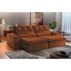 Sofa-Retratil-e-Reclinavel-4-Lugares-Ocre-250m-Atlantique---Ambientada