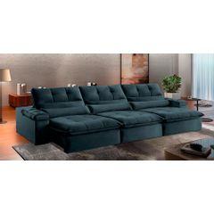 Sofa-Retratil-e-Reclinavel-5-Lugares-Azul-320m-Atlantique---Ambientada