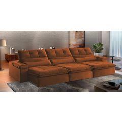 Sofa-Retratil-e-Reclinavel-5-Lugares-Ocre-350m-Atlantique---Ambientada