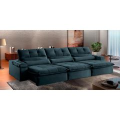 Sofa-Retratil-e-Reclinavel-6-Lugares-Azul-410m-Atlantique---Ambientada