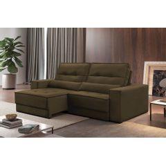Sofa-Retratil-e-Reclinavel-3-Lugares-Marrom-210m-Jacarta---Ambientada