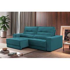 Sofa-Retratil-e-Reclinavel-3-Lugares-Esmeralda-230m-Jacarta---Ambientada