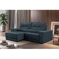 Sofa-Retratil-e-Reclinavel-4-Lugares-Azul-270m-Jacarta---Ambientada