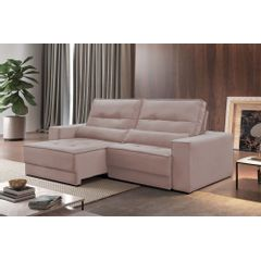 Sofa-Retratil-e-Reclinavel-4-Lugares-Rose-270m-Jacarta---Ambientada