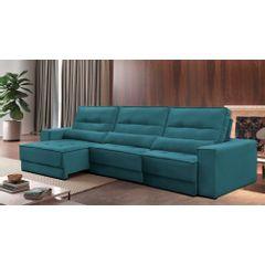 Sofa-Retratil-e-Reclinavel-6-Lugares-Esmeralda-410m-Jacarta---Ambientada