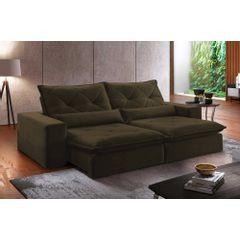 Sofa-Retratil-e-Reclinavel-3-Lugares-Marrom-210m-Delhi---Ambientada