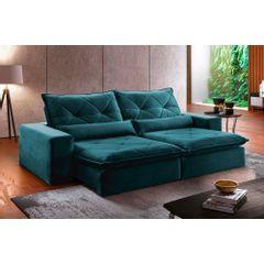 Sofa-Retratil-e-Reclinavel-4-Lugares-Esmeralda-290m-Delhi---Ambientada