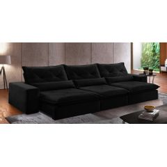 Sofa-Retratil-e-Reclinavel-5-Lugares-Preto-320m-Delhi---Ambientada