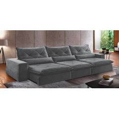Sofa-Retratil-e-Reclinavel-6-Lugares-Cinza-410m-Delhi---Ambientada