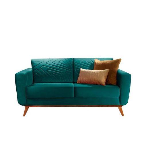 Sofa-2-Lugares-Azul-Esmeralda-em-Veludo-164m-Amarilis.jpg