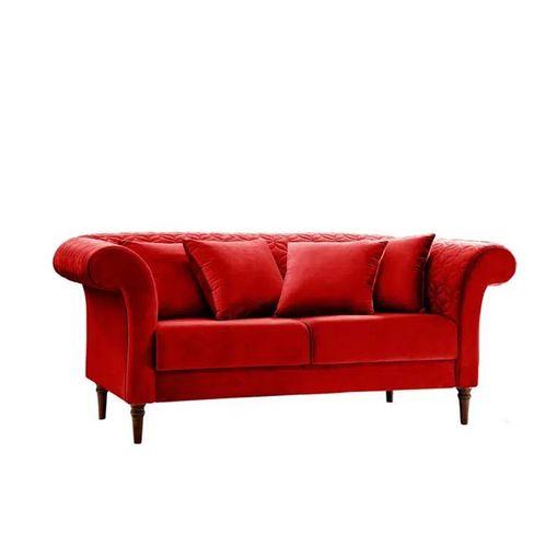 Sofa-2-Lugares-Vermelho-em-Veludo-173m-Magnolia.jpg