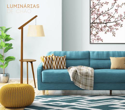 Diversos modelos de Luminárias de Chão para Você   Casa, Coisas e Tal   Incor Home