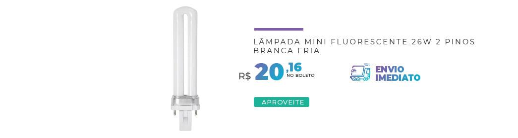 Fluorescente 26W